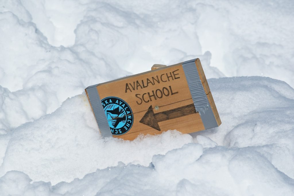 avalanche safety tips - avalanche course