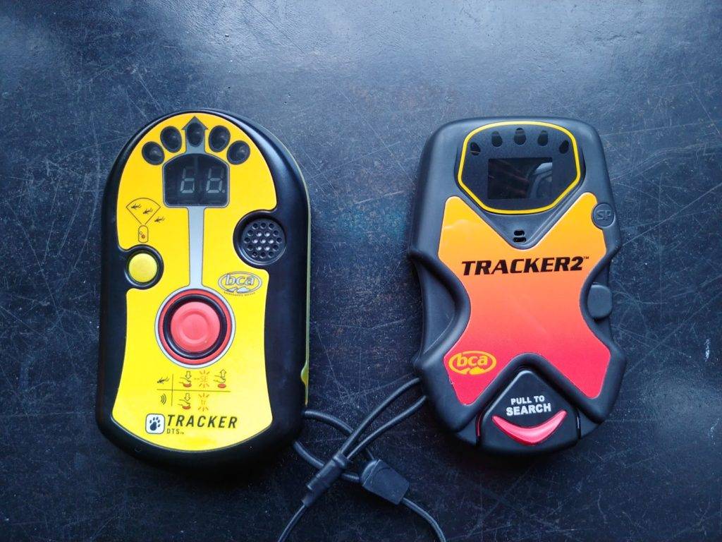 backcountry access tracker dts and tracker2