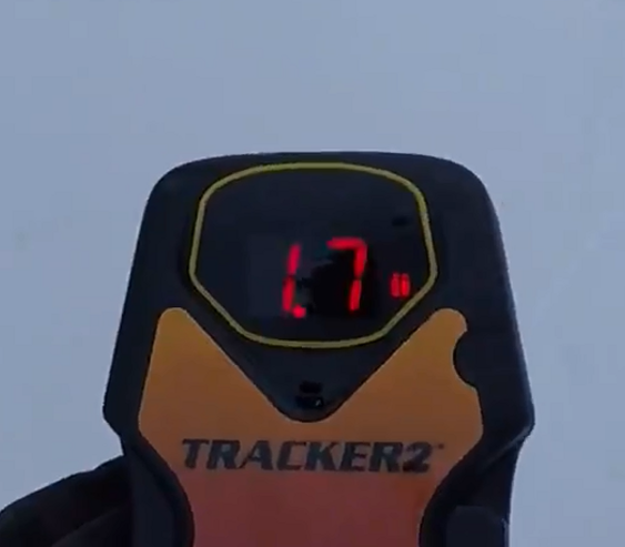 bca tracker2 multi-burial indicator