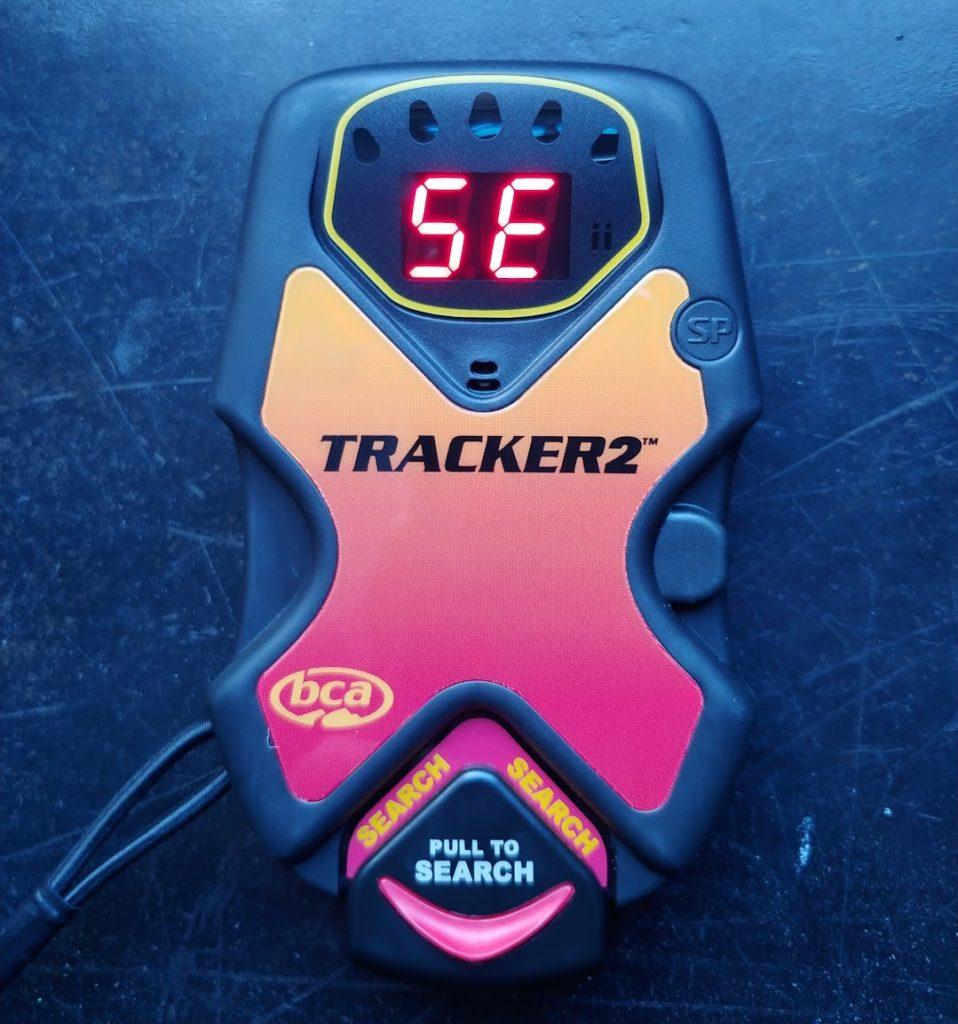 bca tracker2 search mode