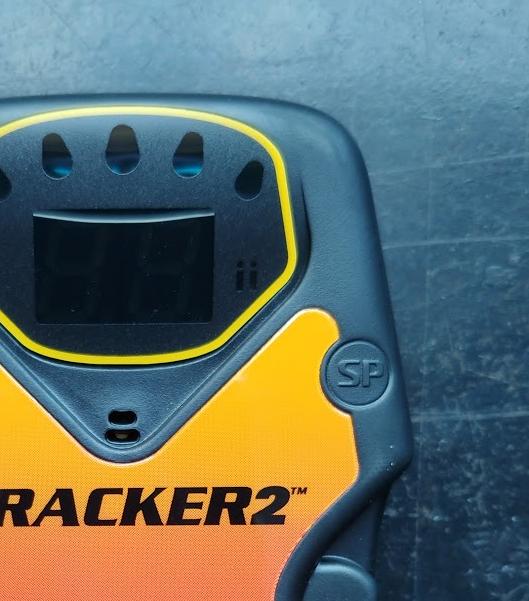 bca tracker2 sp button