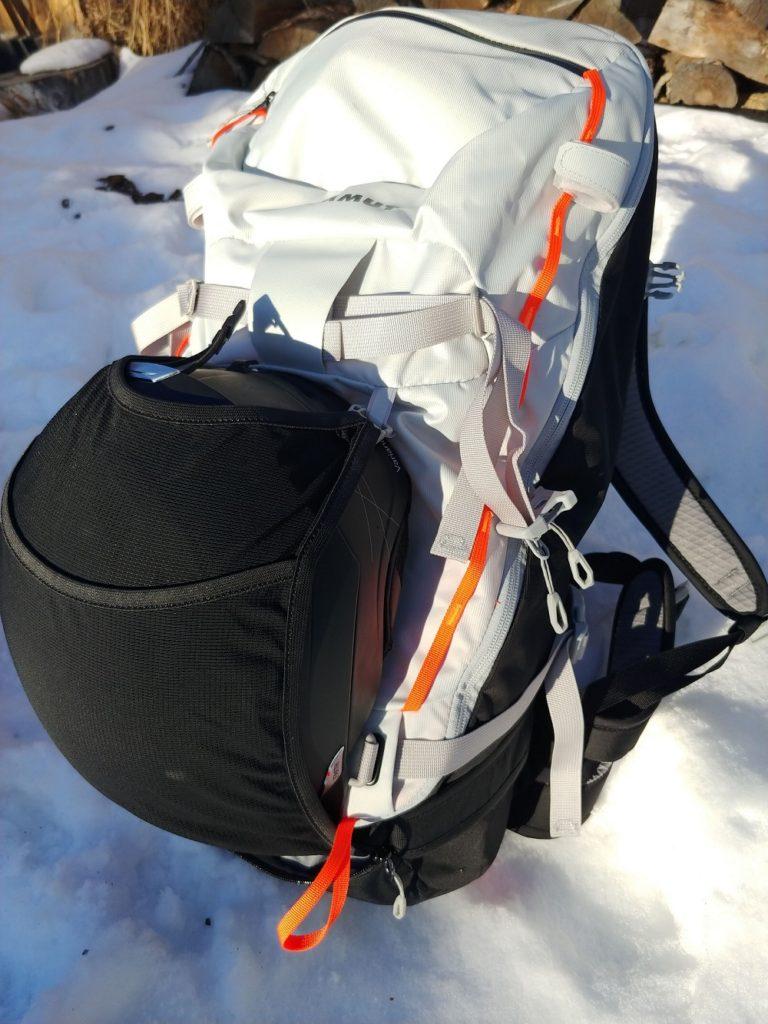spindrift 32 helmet carry